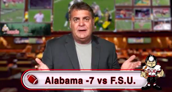 Free Pick on the FSU vs. Alabama Game
