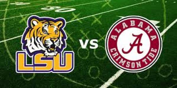 2021 alabama vs lsu betting line what does goal line mean in football betting