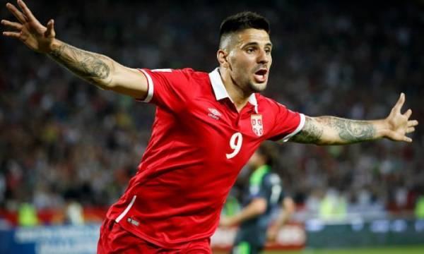 Aleksandar Mitrovic Scores - Serbia vs. Brazil - Goal Scoring Odds