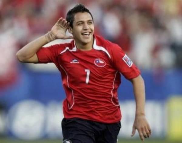 Alexis Sanchez to Barcelona