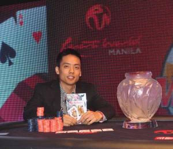 Allan Le Wins Manila Millions Super High Roller Event 2012 and HKD $13,080,000