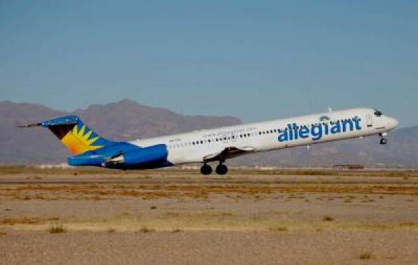 Allegiant Air Flights to Las Vegas
