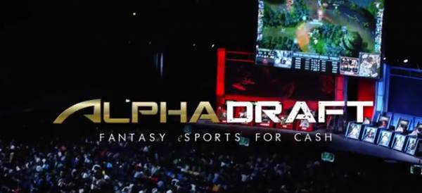AlphaDraft.com eSports Daily Fantasy Site Credits Twitch for Its Success