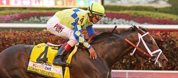 What Will the Payout Be if Always Dreaming Wins 2017 Kentucky Derby