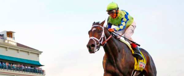 Always Dreaming Sees Slight Edge in Kentucky Derby 2017 Betting