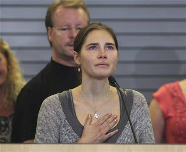 Why Extradite Amanda Knox:  Italy Refused Extradition of Anhang 'Black Widow' Wi
