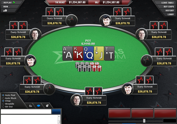 Pay Per Head Poker: Qualify for Sunday Millions and More