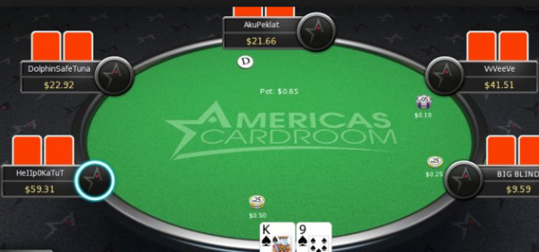 Americas Cardroom Hits Players with Triple Thrills in $5.7 Million OSS Cub3d