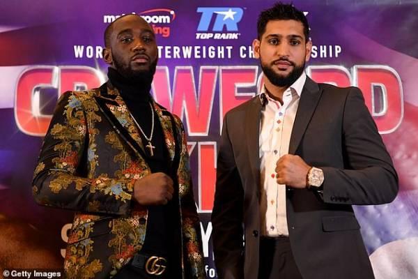 Amir Khan vs. Terence Crawford – Boxing Odds