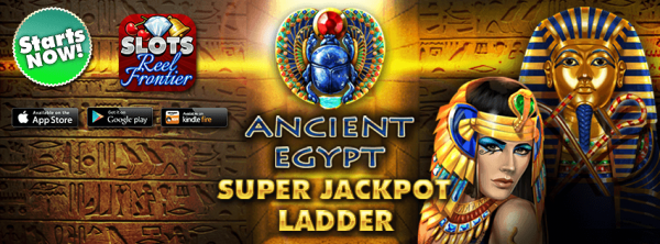 Ancient Egypt Slot Machines, The Power Of History At Your Fingertips