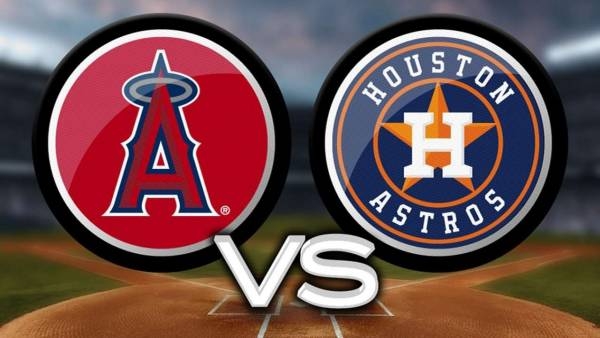 Angels @ Astros Series Hot Trend
