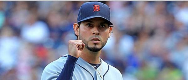 Anibal Sanchez Daily Fantasy Baseball Profile