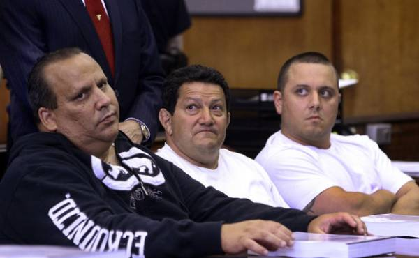 Mobster Anthony 'Skinny' Santoro Denied Parole