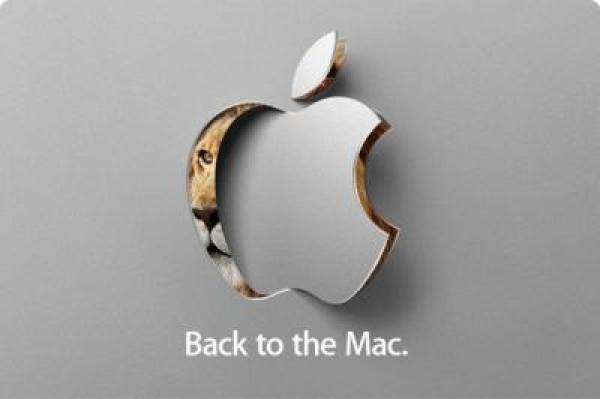 Apple Back To Mac
