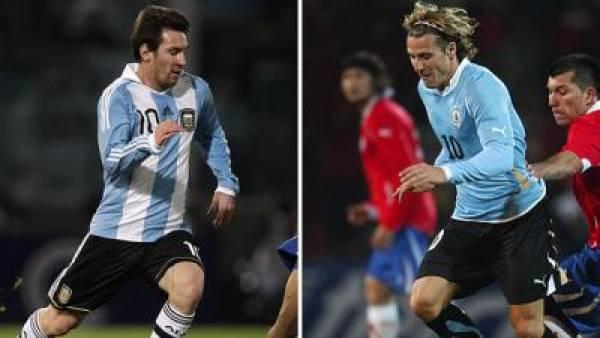 Colombia v Peru, Argentina v Uruguay Copa America Odds