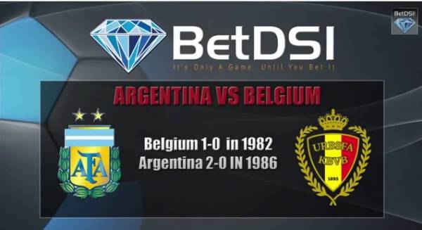 Argentina vs. Belgium World Cup Predictions, Latest Odds