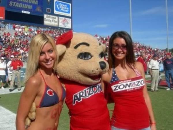 Stanford vs. Arizona Line