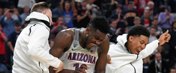 Arizona Wildcats 2018 March Madness Betting Odds, Seeding