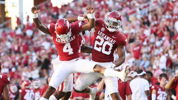 Find Player, Team Prop Bets on the Texas A&M vs. Arkansas Game Week 4