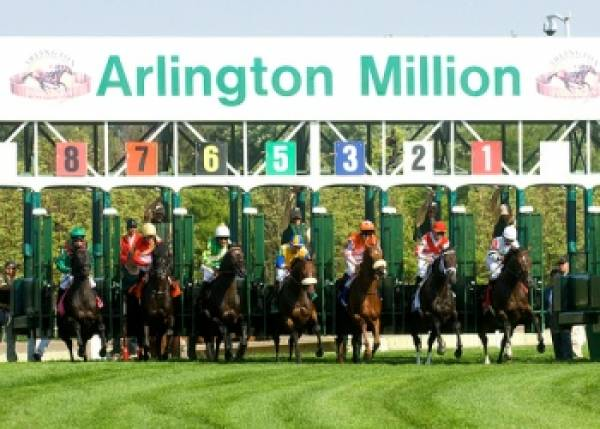 Arlington Million Latest Betting Odds - 2011