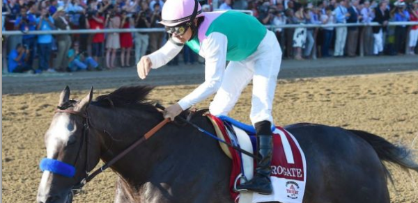 Arrogate Flop at Del Mar Baffles Racing World