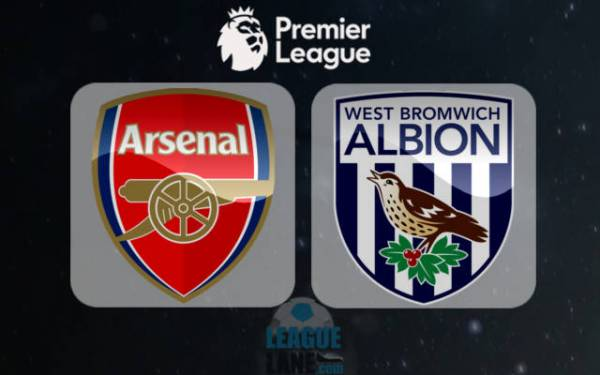 Arsenal v West Brom Betting Tip, Latest Odds 25 September