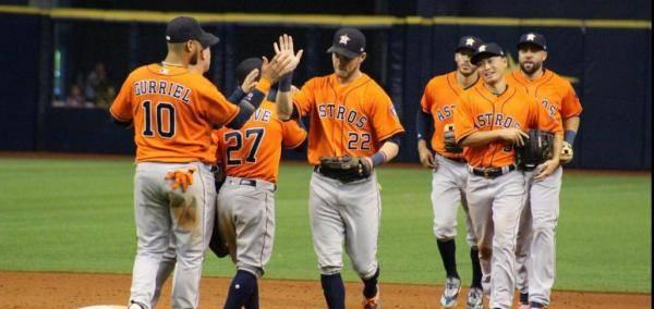 Top Major League Baseball Exposures June 19 - Astros