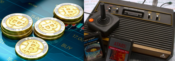 Atari Will Use Cryptocurrency to Bolster its Online Gambling Business
