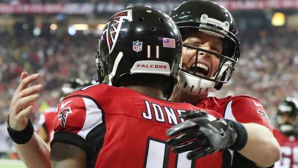 What Are the Falcons Payout Odds to Win 2018 Super Bowl Post Regular Season?