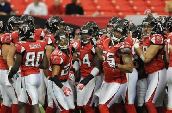 Atlanta Falcons Odds to Win the 2012 Super Bowl