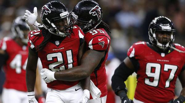 Bet the Dolphins-Falcons Game Online – What's the Spread
