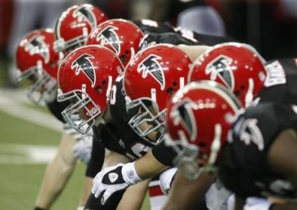 Falcons-Seahawks Line