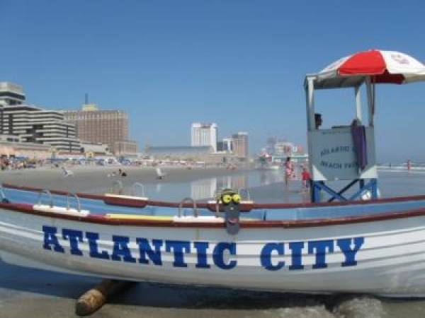 Atlantic City Gambling Revenue Dips