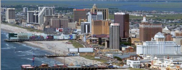 Atlantic City 1st Quarter Profits Up 30 Percent