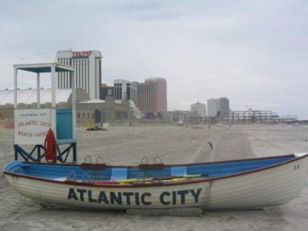 Atlantic City Hurricane Irene