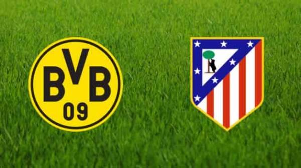 Atletico Madrid v Borussia Dortmund Betting Tips, Latest Odds - Champions League 6 November