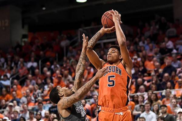 Auburn Tigers Office Pool Strategy, Pick, Odds - 2019 March Madness