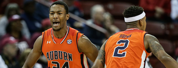 College of Charleston vs Auburn Betting Line, Preview