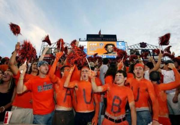 LSU vs. Auburn Spread