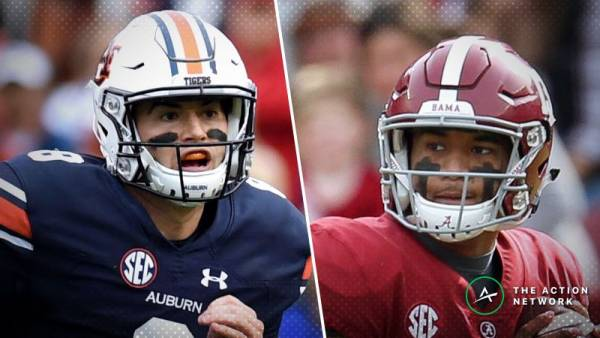Where Can I Bet the Auburn vs. Alabama Game Online- 2018?