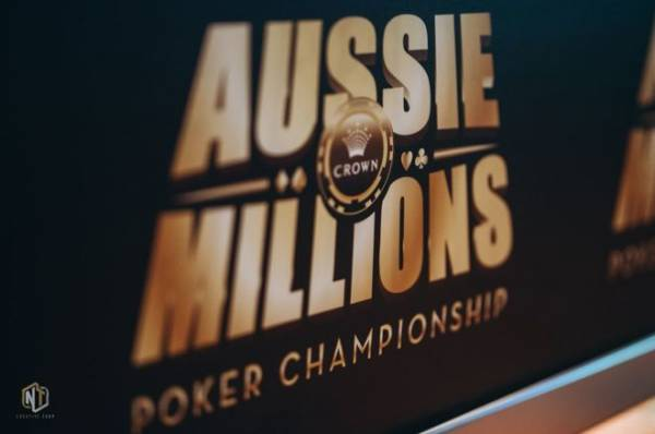 2019 Aussie Millions Main Event Final Table Determined