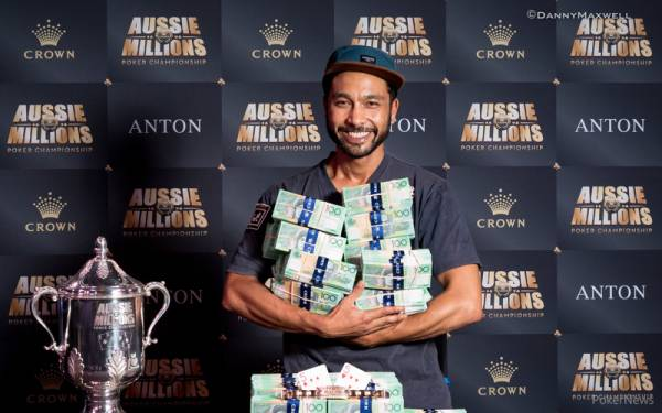 Why I Should Play in the Aussie Millions 2019 - Explained in a Single Tweet