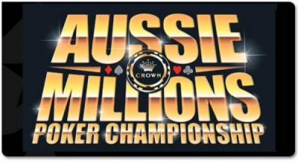 Crown Casino Aussie Millions 2011