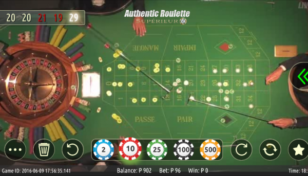 Authentic Gaming Live Dealer Casino Review