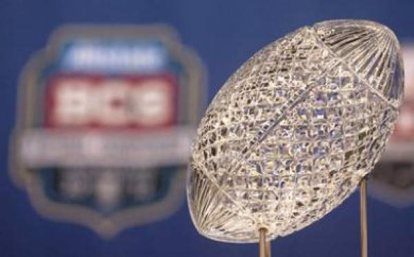 BCS Championship Game 2014 Betting Line Set: Auburn vs. FSU