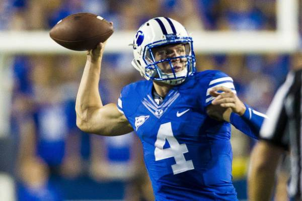 BYU Odds to Win the 2015 College Football Championship, 2014 Season Wins