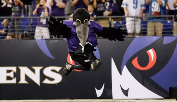 Ravens See Little Line Change With Marcus Peters, Gus Edwards Out vs. Raiders