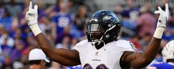 Where Can I Bet the Ravens vs. Falcons Game Online - December 2