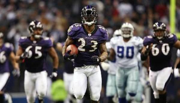 Kansas City Chiefs vs. Baltimore Ravens Betting Odds