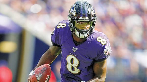NFL Week 1 Odds – Baltimore Ravens at Las Vegas Raiders